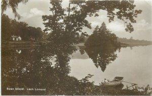 Postcard UK England Scotland Loch Lomond, Dunbartonshire