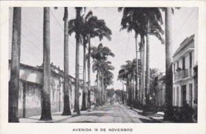 Brazil Belem Avenida 16 de Novembro