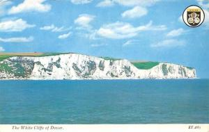 England The White Cliffs of Dover, Coat of Arms 1972