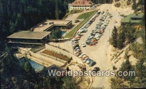 Pools, Radum Hot Springs & Aquacourt Sinclair Creek Valley Canada Unused