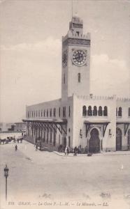 Algeria Oran La Gare Railway Station