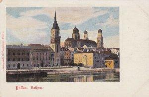 PASSAU , Germany, 1901-07 ; Rathaus