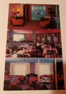 The Surrey Inn Inc Berlin Connecticut New Britain vintage postcard unused   378