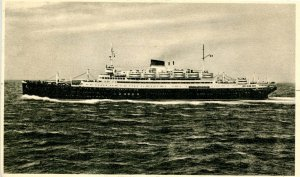 Cosulich Line (later Italia) - M/N Vulvania and Saturnia