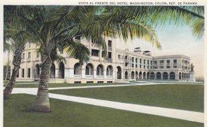 PANAMA , 00-10s ; Hotel Washington , Colon