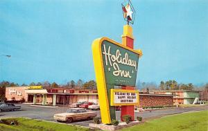 USA North Carolina Lumberton Holiday Inn