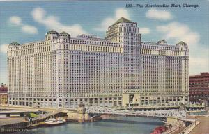 Illinois Chicago The Merchandise Mart Curteich