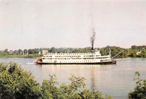 Cincinnati, Ohio - Delta Queen