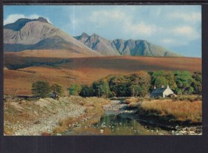The Cullins From Glen Brittle,Scotland,UK BIN