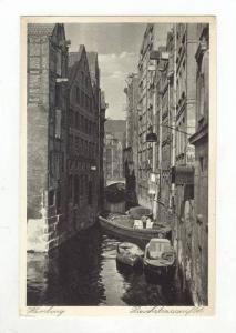 Deichstrassenflet, Hamburg, Germany, 1900-1910s