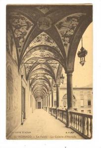 Monaco.-Le Palais - La Galerie d'Hercule, 00-10s