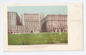Auditorium and Annex Chicago UDB 1903 Detroit Photographic