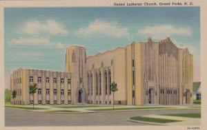 GRAND FORKS , North Dakota, 1930-40s ; United Lutheran Church