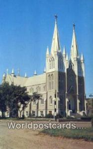 Canada Alberta St Patrick's Church, Medicine Hat