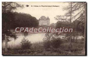 Postcard Ancient castle of PUYCHARNAUD