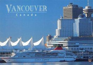 Crown Dynasty Cunard Line Ship Unused