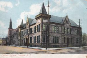 CAMDEN, New Jersey, 00-10s; Catholic Lyceum