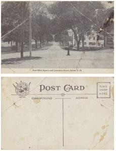 Salem, New Hampshire - Post Office Square and Lawrence