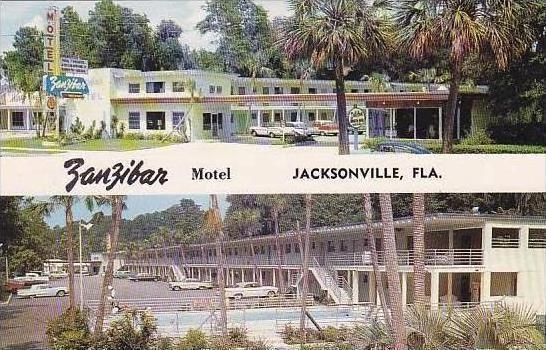 Florida Jacksonville Zanzibar Motel