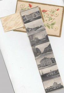 ROCKLAND , Maine, 1900-10s ; Multi-Popout-Views