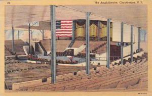 New York Chautauqua The Amphitheatre 1955