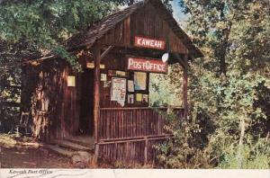 Kaweah Post Office Visalia California 1981