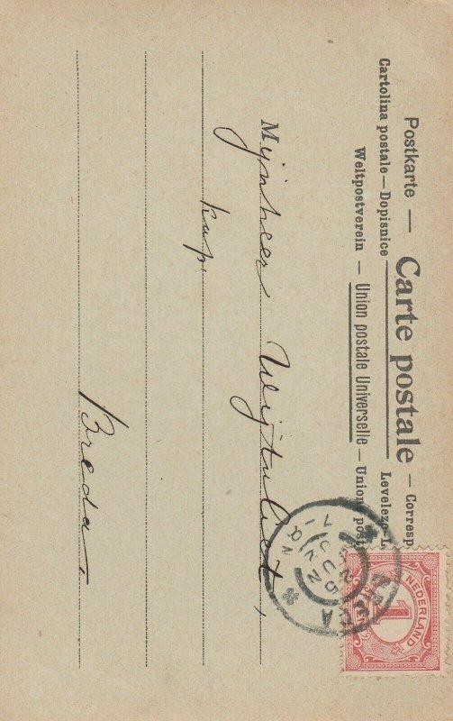 La Poste en BOLIVIE , 1902