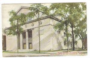 Third Church Of Christ Scientist, Washington Blvd. & Leavitt St., Chicago, Il...