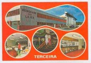 Terceira, Acores, Portugal, 70-80s 4-views
