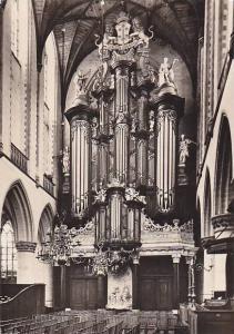 Haarlem, Grote of St. Bavokerk, Organs, Netherland Antilles, 40-60s