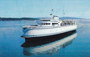 M V Queen Of Tsawwassen British Columbia Ferries
