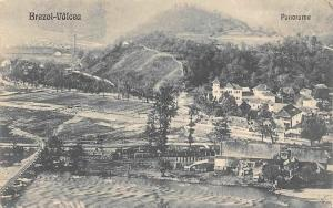 Romania Brezoi-Valcea, Panorama 1923