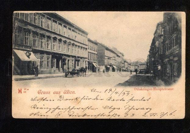 050418 AUSTRIA Gruss Wien kronprintz Ottakringer Old
