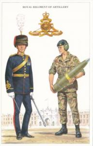 British Military Uniforms Royal Regiment Of Artillery Director Of Music & Lan...