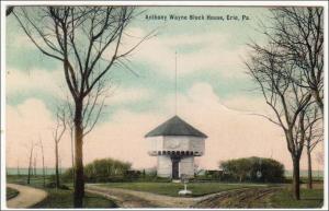 Anthony Wayne Block House, Erie PA