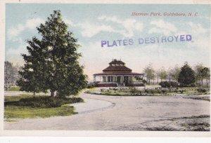 GOLDSBORO, North Carolina, 00-10s; Herman Park