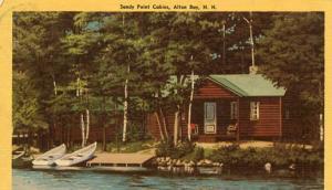 NH - Alton Bay, Sandy Point Cabins                                           ...