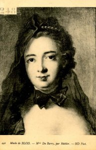Madame Du Barry, Mistress of the King of France