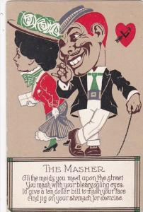 Romantic Couple Humour The Masher