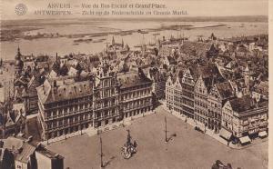 ANVERS , Belgium , 00-10s ; Vue du Bas-Escaut et Grand'Place