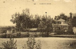 lebanon, NAHR al-KALB, Dog River, Panorama (1925) Neurdein 369