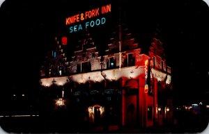 New Jersey Atlantic City Katz's Knife and Fork Inn Restairant