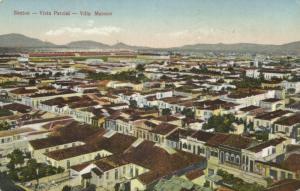 brazil, SANTOS, Vista Parcial, Villa Macuco (1924)