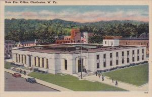 West Virginia Charleston New Port Office