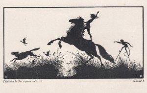 DIEFENBACH : Fantasy Silhouette , 00-10s ; Teilbild 4