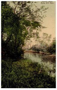 Connecticut  Rocky Hill, Meadow Park . stream