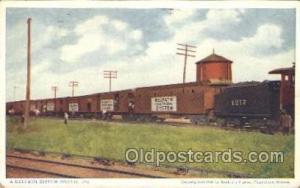 Redfath system special Train, Trains, Railroad, Railroads Postcard Postcards ...