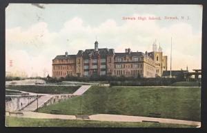 Newark High School Newark NJ I. Stern 1312