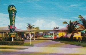 Florida Riviera Beach Barbizon Lodge 1956