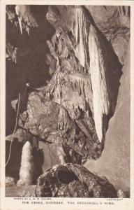 CHEDDAR , Somerset , England , 1910s ; The Caves , The Archangel's Wing